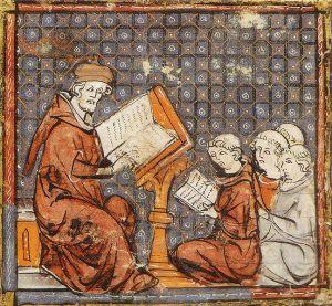 medieval-teaching